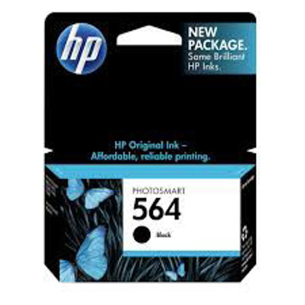 Picture of HP CB316WA #564 Black Ink
