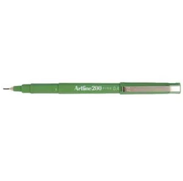 Picture of ARTLINE #200 (0.4)FINE Glossy/Green