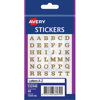 Picture of AVERY F/PACKS A-Z GOLD ON TRANS (932448)