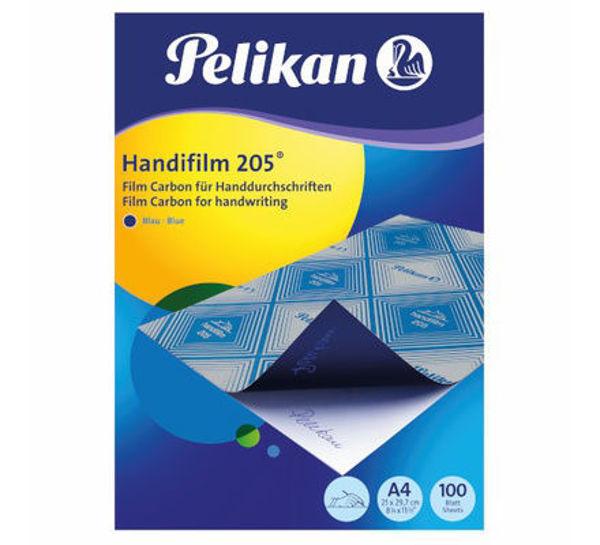 Picture of Carbon Film A4 Blue Pelikan Handifilm Ca
